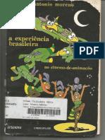 A Experiencia Brasileira No Cinema de Animacao - Antonio Moreno