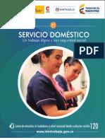 Cartilla Servicio Domestico