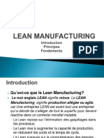 Preseentation Lean