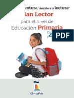 Editorial Bruno Catalogo Plan Lector 2017 Primaria