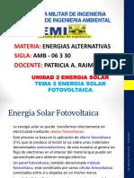 Unid 2 Energia Solar Fotovoltaica 12-09-16
