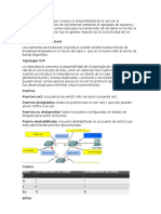 Stp y Ethernet
