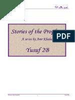 28 Amr Khaled - Prophets - Yusuf 2B
