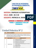 Unid 2 Tema 1 Energia Solar Termica 12-09-16