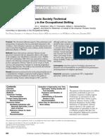 OccupSpiromTechStds.pdf