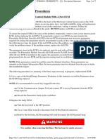ECU Reset Procedures Revised | Throttle (53 views)