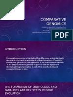 Comparative Genomics IACD QBT FCQ