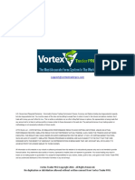 Vortex Trader PRO Manual