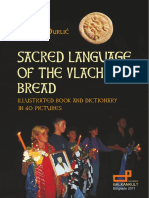 Paun Es Durlic-Sacred Language of the Vlach Bread
