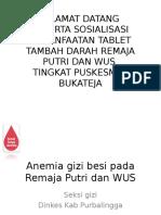 Materi anemia .ppt