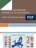 Evaluasi Keselamatan Kosmetik Di Uni Eropa