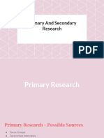 Primary And Secondary Research.pdf