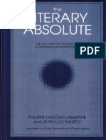 The Literary Absolute.pdf