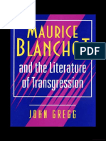 Maurice Blanchot and the Literature of Transgression.pdf