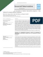 Recidivism Risk Reduction Assessment in Batterer Intervention Programs