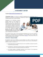 Assessment Center I