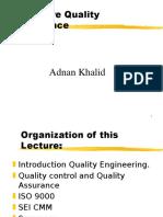 Quality Management Process 128