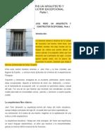 Jose Peris Un Arquitecto y Constructor Excepcional
