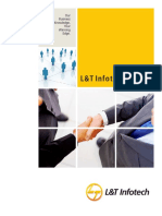 LNT Infotech Corporate Brochure