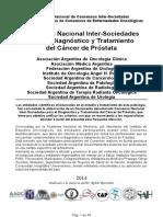 Consenso CA Prostata 2014