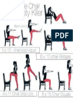 Chair Excercise
