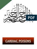 Cardiac Poisons