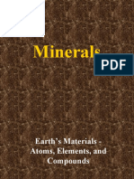 01 Minerals