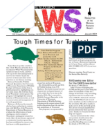 Jan 2001 CAWS Newsletter Madison Audubon Society