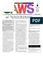 Feb 2001 CAWS Newsletter Madison Audubon Society