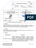 P0601 Administración de Riesgos (1)