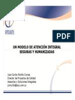34Un Modelo de Atencion Integral Seguro y Humanizado