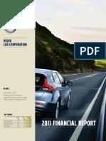 Volvo Car 2011FinancialReport