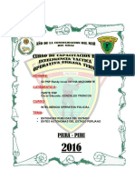 Entidades Publicas y Autonomas Del Peru