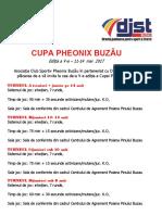 Pro i Ect Cup a Pheonix Buzau 2017