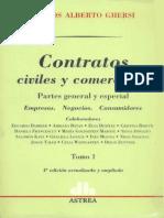 Ghersi Carlos a Contratos Civiles y Comerciales