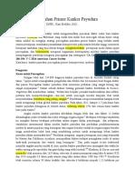 Prioritas Pencegahan Primer Kanker Payudara (translated)