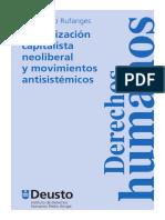 Globalización capitalista neoliberal y movimientos antisistémicos