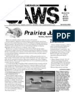 Sep 2003 CAWS Newsletter Madison Audubon Society