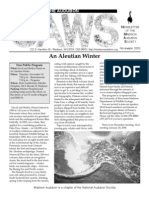 Nov 2003 CAWS Newsletter Madison Audubon Society