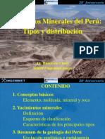 Yacimientos Minerales Del Perú