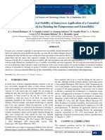 Evaluation of the Physical Stability of Sunscreen
