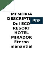 Eco Resort