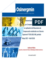 Cargo Unitario GGEE-DUP May 2017 - Abr 2018