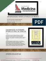 Universidades Interculturales en México