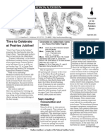 Sep 2005 CAWS Newsletter Madison Audubon Society