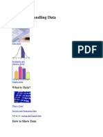 Using and Handling Data.docx