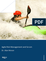Agile Risk Management Scrum White Paper