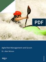 Agile Risk Management Scrum White Paper