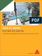 SAW Inyecciones - Piscina en Ancón