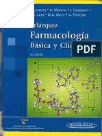 Farmacología Velasquez